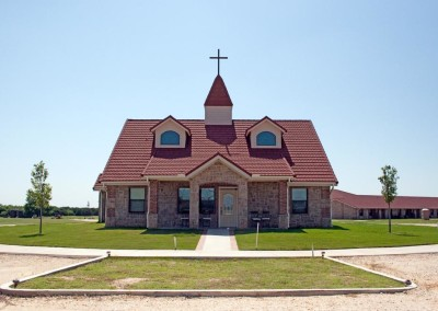 CCRC Leasing Office and Chapel