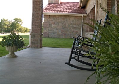 Front Patio, Rocking Chairs_2