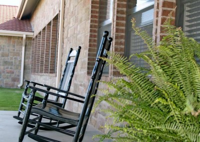 Front Patio, Rocking Chairs_3