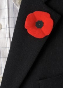 Wear Poppy Pin or American Flag Pin Moment of Remembrance @ Country Club Retirement Community | Whitney | Texas | United States